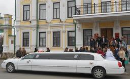 Аренда лимузина на выпускной в Оренбурге