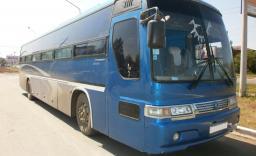 Пассажирские перевозки, заказ автобуса в Оренбурге