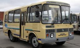 Аренда автобуса ПАЗ