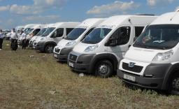 Заказ микроавтобуса Peugeot