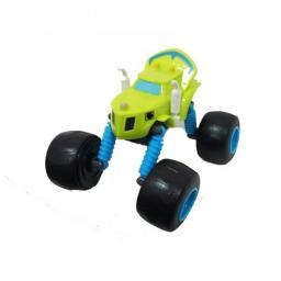 Машинка ЗЭГ с раздвижныит колесами Вспыш и Чудо-машинки