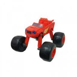 Машинка Вспыш-гонщик с раздвижными колесами Вспыш и Чудо-машинки