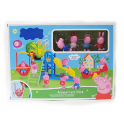 Свинка Пеппа Игровой набор парк развлечений