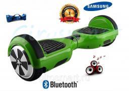 Гироскутер Smart. 1поколение. Зеленый. Bluetooth. С АРР
