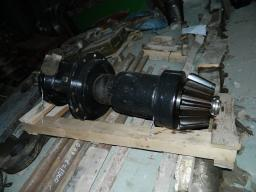 Вал горизонтальный для конусной дробилки КСД/КМД-900 ч.4844206002