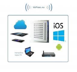 IP видеорегистратор на 16 каналов с сервисом p2p Vstarcam