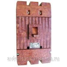 Автоматический выключатель А-3786 250А