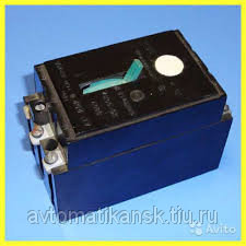 Автоматический выключатель АЕ 2036 1,6А