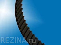 Зубчатый ремень 255 HTD 3M 15 мм для рубанка Metabo