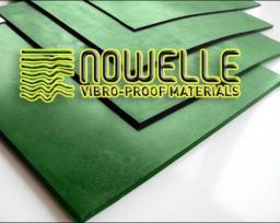 Антивибрационные пластины Nowelle