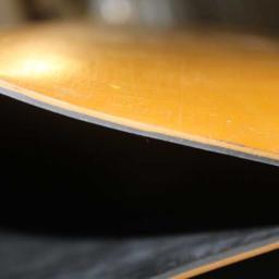 Вибродемпфирующая эластомерная пластина Nowelle mod.2.4. двухмодульная 1200х4 мм