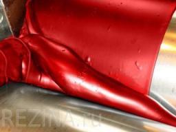 Силиконовая сырая резина ИРП-1400