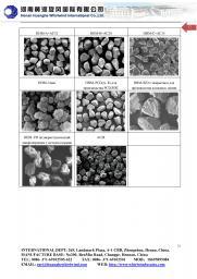 Алмазные субмикропорошки и микропорошки