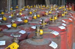 Газовый баллон Е-50