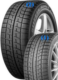 Зимние шины Bridgestone Blizzak Revo 2 RunFlat 245/50 R18 100Q