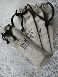 Льняные и джутовые мешочки готовые и на заказ