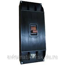 Автоматический выключатель А-3144 400А