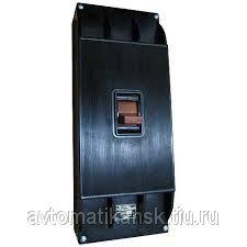 Автоматический выключатель А-3144 500А
