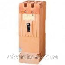 Автоматический выключатель А-3718 ФУ3 160А