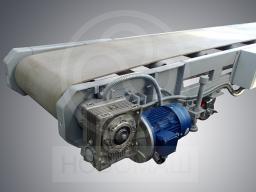 Конвейер ленточный катучий для штучных грузов