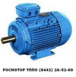 0,18 кВт 3000 об/мин. АИРЕ56В2 электродвигатель однофазный