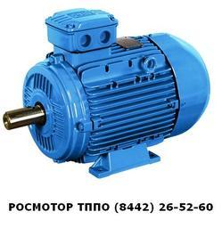 5,5кВт 1000 об/мин. АИР132S6 электродвигатель общепромышленный