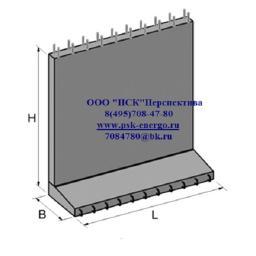 Стеновой блок канала БС-1к