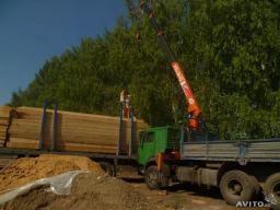 Доставка и монтаж строиматериалов