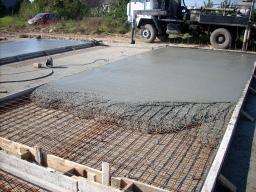 Бетонные работы и бетонирование