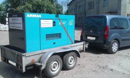 Прокат ДЭС 40 кВт