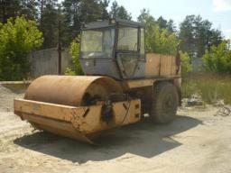 Ремонт дорожных катков ДУ-84(58), ДУ-85(62)