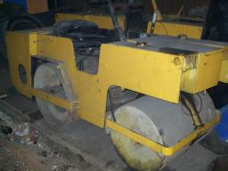 Ремонт дорожного катка ДУ-54