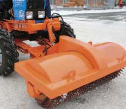 Ледоскалыватель (скалыватель льда) Raiko-2.0 на  трактор МТЗ