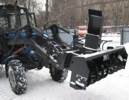 Снегоочиститель (снегометатель)  шнекороторный СШР-1,8м. на МТЗ и др.