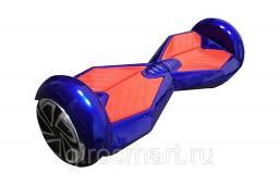 Гироскутер Smart.  2 поколение. Трансформеры. Синий с красным. Bluetooth