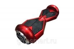 Гироскутер Smart. 2 поколение. Трансформеры. Вишневый. Bluetooth