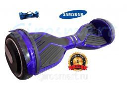 Гироскутер Smart Genesis ( Porshe). 5 поколение. Синий