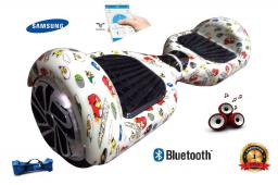 Гироскутер  Smart. 1 поколение. Angry birds. Bluetooth. С APP