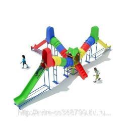 Детская площадка для улицы. Солнечные лучи