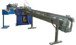 Станок для изготовления резьбовых шпилек СНШ 12