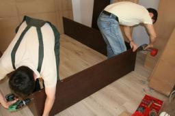 Сборка стенки, услуги мебельщиков, сборщиков