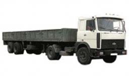 Доставка грузов до 20 тонн, борт 12 метров, грузчики