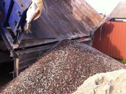 Доставка щебенки, самосвал 5 тонн