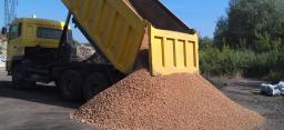 Доставка ПГС, самосвал 10 тонн