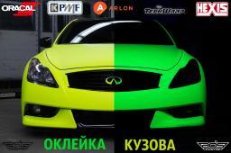 Автовинил / Антигравийная пленка