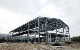Металлоконструкции (ангары, склады, автомойки, цеха, здания)