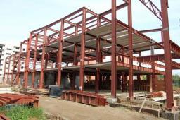 Строительство торговых центров, павильонов, помещений.