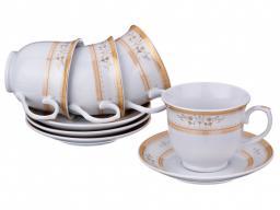 Чайный набор на 4 персоны 8 пр. 200 мл. Hebei Grinding (389-391)