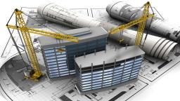 Комплексное строительство зданий