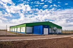 Строительство агропромышленных комплексов